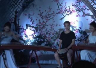 文采筝乐团2015文化活动第二季