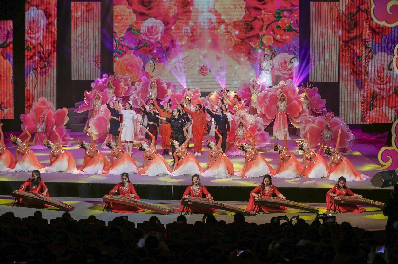 三八国际妇女节演出